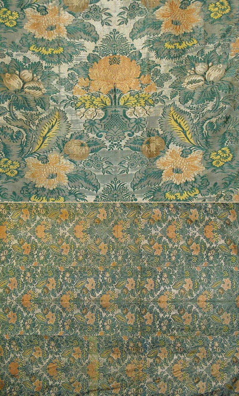 Antique Textiles ~ CAROLYN FORBES / TEXTILES